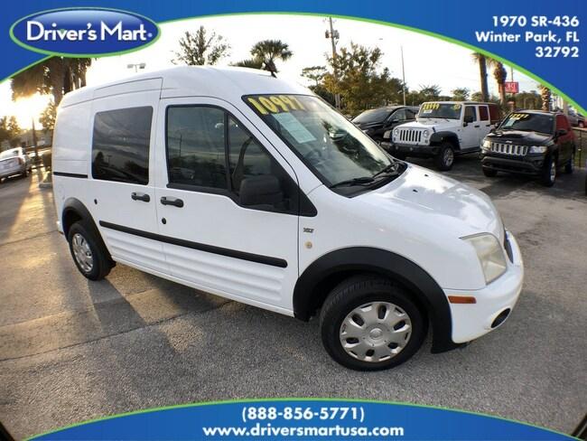 2012 Ford Transit Connect XLT (310A) Van