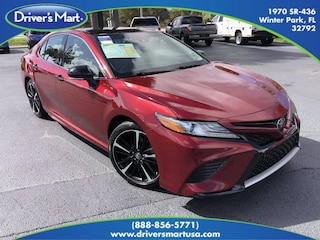 Used Vehicles for sale 2018 Toyota Camry XSE Sedan in Winter Park, FL