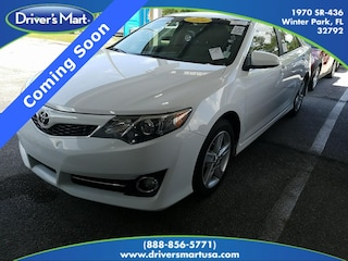 Used Vehicle for sale 2014 Toyota Camry SE Sedan in Winter Park near Sanford FL