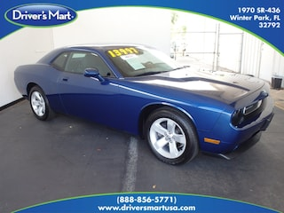 Used Vehicle for sale 2010 Dodge Challenger SE Coupe in Winter Park near Sanford FL