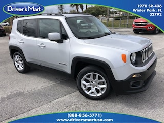 Used Vehicles for sale 2017 Jeep Renegade Latitude FWD SUV in Winter Park, FL