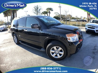 Used Vehicles for sale 2015 Nissan Armada SV SUV in Winter Park, FL