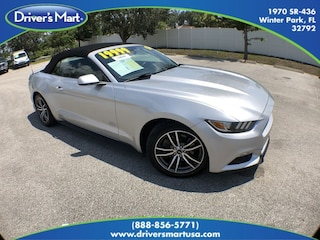 Used Vehicle for sale 2017 Ford Mustang EcoBoost Premium Convertible in Winter Park near Sanford FL