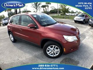 Used Vehicle for sale 2011 Volkswagen Tiguan S SUV in Winter Park near Sanford FL