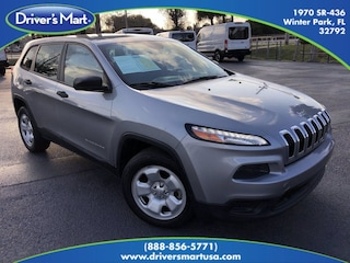 Used Vehicle for sale 2015 Jeep Cherokee Sport FWD SUV in Winter Park near Sanford FL