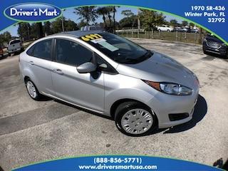 Used Vehicle for sale 2015 Ford Fiesta S Sedan in Winter Park near Sanford FL