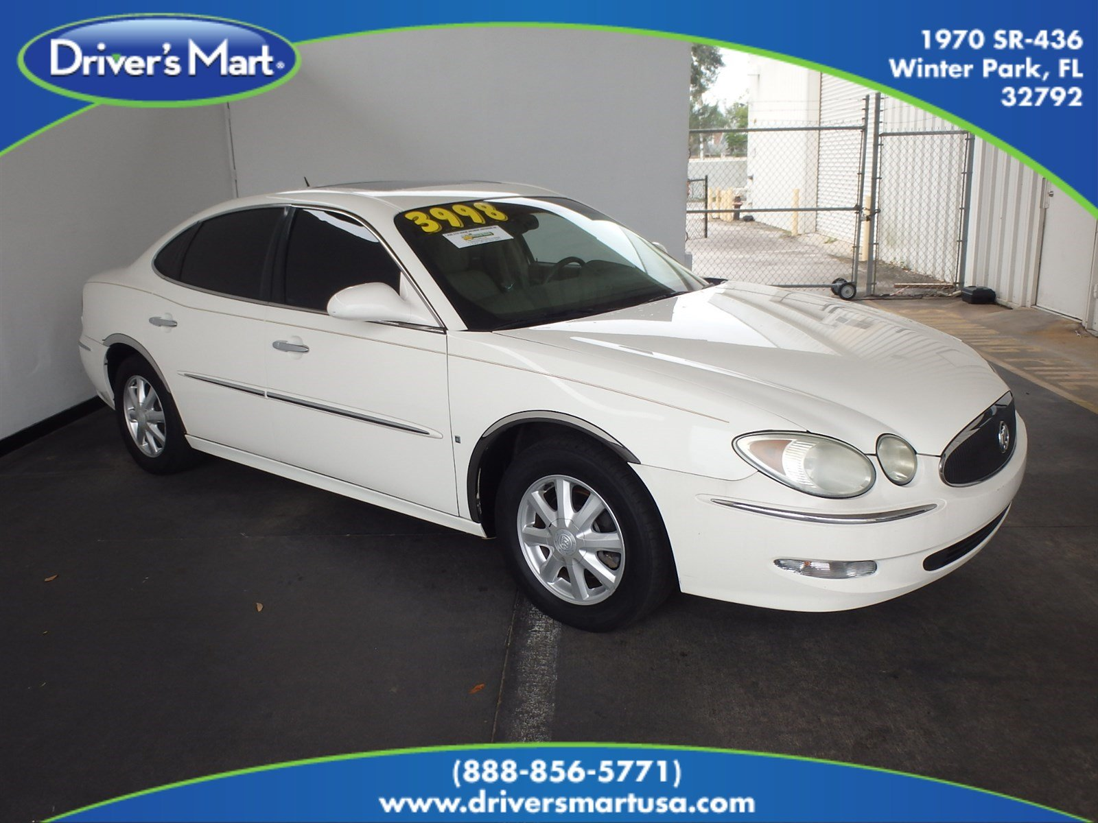 used 2006 buick lacrosse in winter park fl for sale 61279264