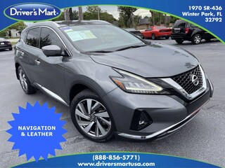 Used Vehicle for sale 2019 Nissan Murano SL SUV in Winter Park near Sanford FL