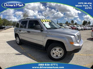 Used Vehicle for sale 2016 Jeep Patriot Sport FWD SUV in Winter Park near Sanford FL