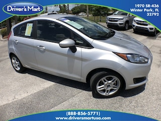 Used Vehicle for sale 2018 Ford Fiesta SE Hatchback in Winter Park near Sanford FL