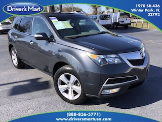 Used Acura Mdx Winter Park Fl