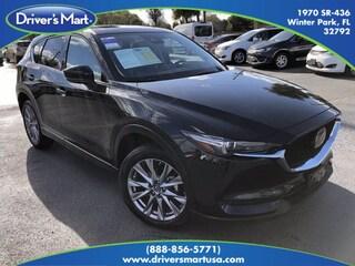 Used Vehicles for sale 2019 Mazda Mazda CX-5 Grand Touring SUV in Winter Park, FL
