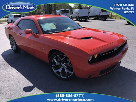 2017 Dodge Challenger R/T Coupe