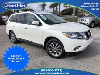 Used Vehicle for sale 2016 Nissan Pathfinder SL SUV in Winter Park near Sanford FL