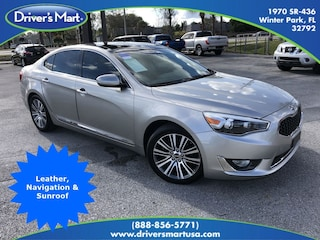 Used Vehicle for sale 2015 Kia Cadenza Premium FWD Sedan in Winter Park near Sanford FL