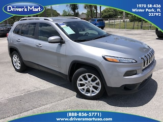 Used Vehicle for sale 2017 Jeep Cherokee Latitude FWD SUV in Winter Park near Sanford FL