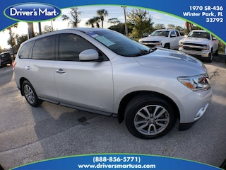 Used Vehicle for sale 2014 Nissan Pathfinder S SUV in Winter Park near Sanford FL