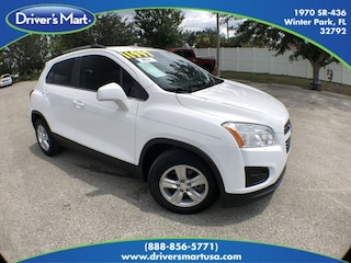 Used Vehicle for sale 2015 Chevrolet Trax LT SUV in Winter Park near Sanford FL