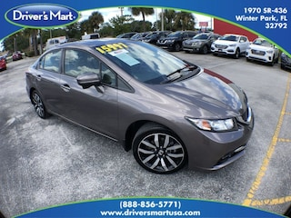 Used Vehicle for sale 2015 Honda Civic EX-L Sedan in Winter Park near Sanford FL