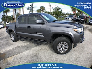 Used Vehicle for sale 2018 Toyota Tacoma SR5 V6 Truck in Winter Park near Sanford FL