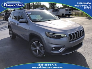 Used Vehicle for sale 2019 Jeep Cherokee Limited 4x4 SUV in Winter Park near Sanford FL