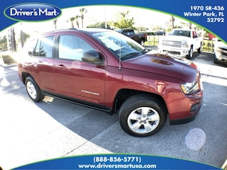 Used Vehicle for sale 2015 Jeep Compass Sport FWD SUV in Winter Park near Sanford FL