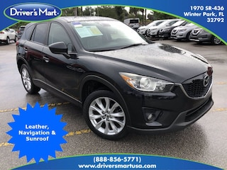 Used Vehicles for sale 2014 Mazda Mazda CX-5 Grand Touring SUV in Winter Park, FL