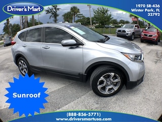 Used Vehicle for sale 2017 Honda CR-V EX 2WD SUV 7FARW1H50HE007978 in Winter Park near Sanford FL