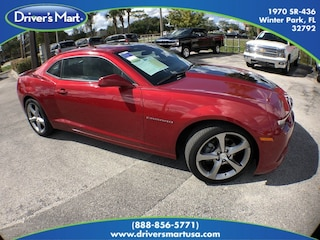 Used Vehicles for sale 2014 Chevrolet Camaro LT w/1LT Coupe in Winter Park, FL