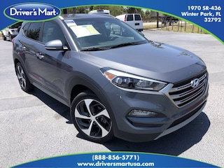 Used Vehicle for sale 2018 Hyundai Tucson Limited SUV in Winter Park near Sanford FL