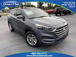 Used Vehicle for sale 2017 Hyundai Tucson SE SUV in Winter Park near Sanford FL