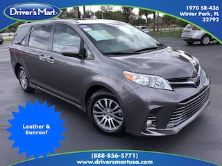 Used Vehicle for sale 2020 Toyota Sienna XLE 8 Passenger Minivan in Winter Park near Sanford FL