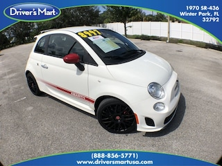 Used Vehicle for sale 2013 FIAT 500 Abarth Hatchback in Winter Park near Sanford FL