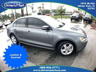 Used Vehicle for sale 2012 Volkswagen Jetta 2.0L TDI w/Premium Sedan in Winter Park near Sanford FL