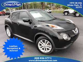 Used Vehicle for sale 2015 Nissan Juke SL SUV in Winter Park near Sanford FL