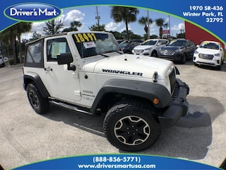 Used Vehicle for sale 2010 Jeep Wrangler Sport Convertible in Winter Park near Sanford FL