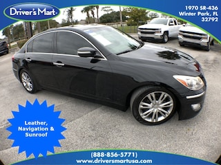 Used Vehicle for sale 2012 Hyundai Genesis 3.8 (A8) Sedan in Winter Park near Sanford FL