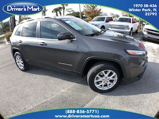 Used Vehicle for sale 2014 Jeep Cherokee Latitude 4x4 SUV in Winter Park near Sanford FL