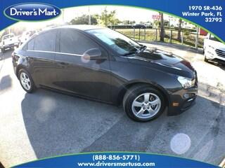Used Vehicle for sale 2016 Chevrolet Cruze Limited 1LT Auto Sedan in Winter Park near Sanford FL