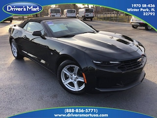 Used Vehicle for sale 2019 Chevrolet Camaro 1LT Convertible in Winter Park near Sanford FL