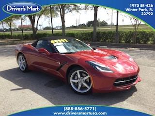 Used Vehicle for sale 2014 Chevrolet Corvette Stingray Base Convertible in Winter Park near Sanford FL