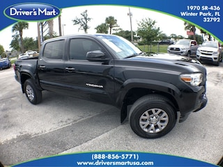 Used Vehicle for sale 2017 Toyota Tacoma SR5 V6 Truck in Winter Park near Sanford FL
