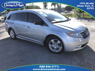 2012 Honda Odyssey Touring Minivan