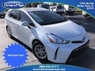 Used Vehicle for sale 2016 Toyota Prius v Four Wagon in Winter Park near Sanford FL