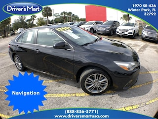 Used Vehicle for sale 2016 Toyota Camry SE Sedan in Winter Park near Sanford FL