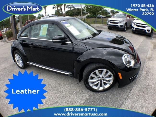 2013 Volkswagen Beetle 2.0L TDI Coupe