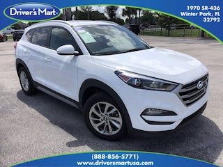 Used Vehicle for sale 2018 Hyundai Tucson SEL SUV in Winter Park near Sanford FL