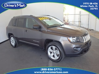 Used Vehicle for sale 2016 Jeep Compass Sport 4x4 SUV in Winter Park near Sanford FL