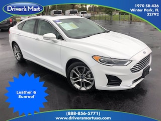 Used Vehicles for sale 2019 Ford Fusion SEL Sedan in Winter Park, FL