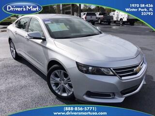Used Vehicle for sale 2015 Chevrolet Impala LT w/2LT Sedan in Winter Park near Sanford FL
